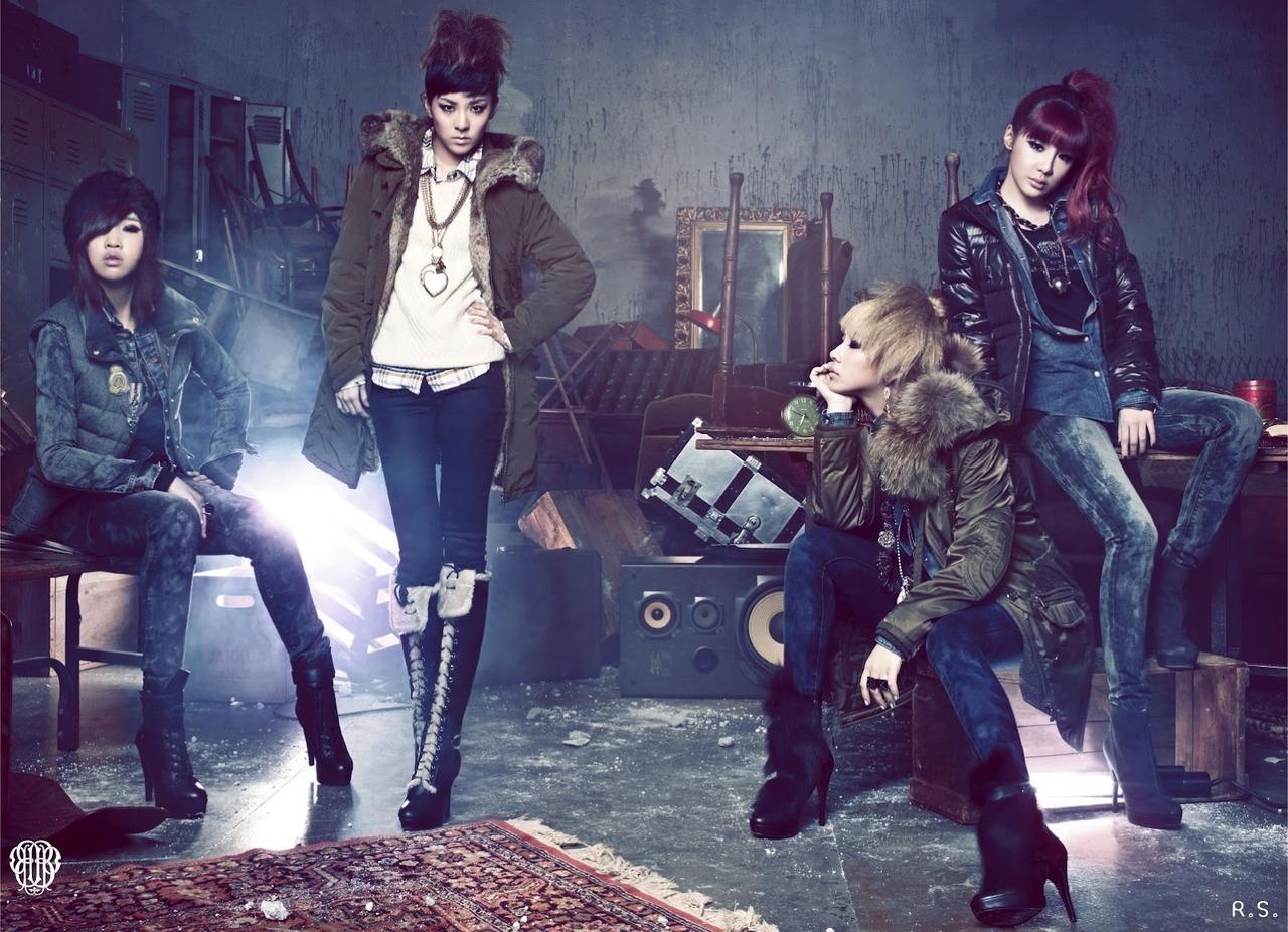 2NE1 Profile - Kpop Profiles